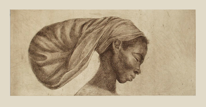 Drawing by Charles White