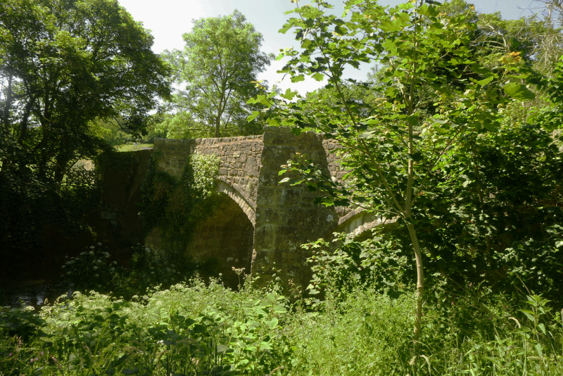 Chagford Bridge