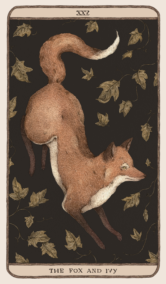 The Fox and the Ivy by Jessica Roux