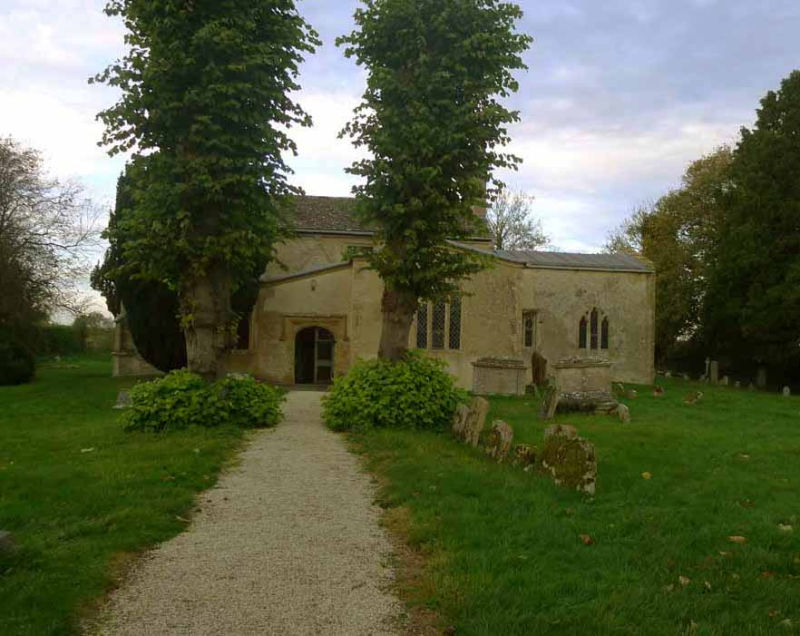 Kelmscott Church