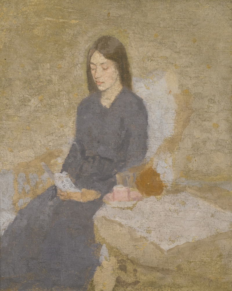 The Convalescent by Gwen John