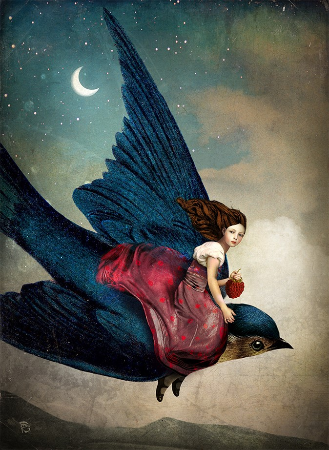 Fairy Tale Night by Christian Schloe