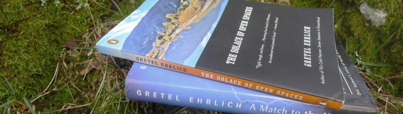 Books by Gretel Ehrlich