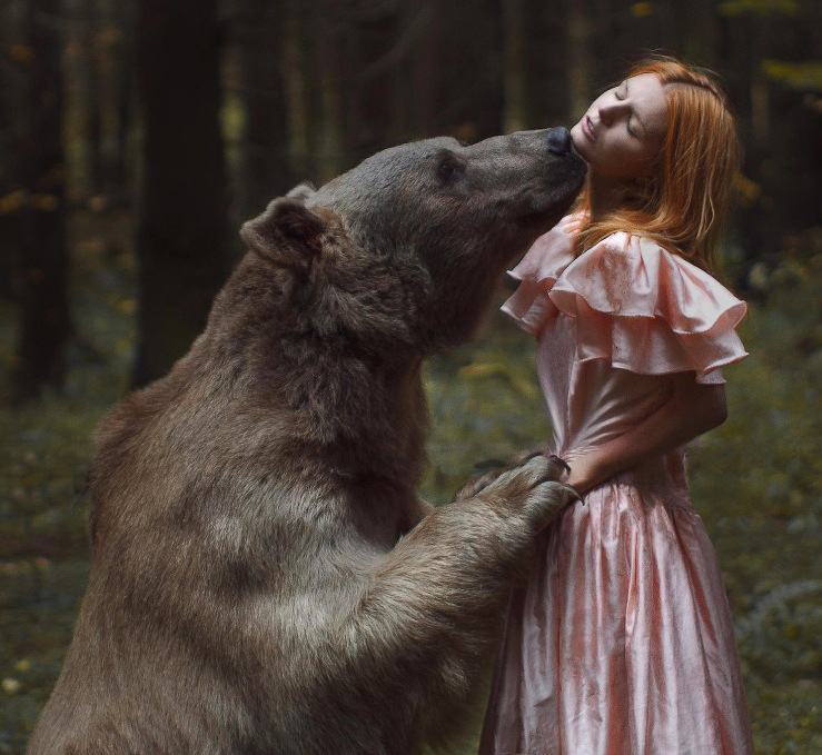 Photograph by Katerina Plotnikova