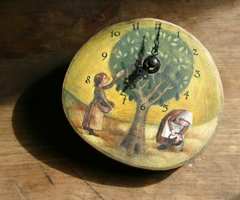 The Acocado Tree Clock