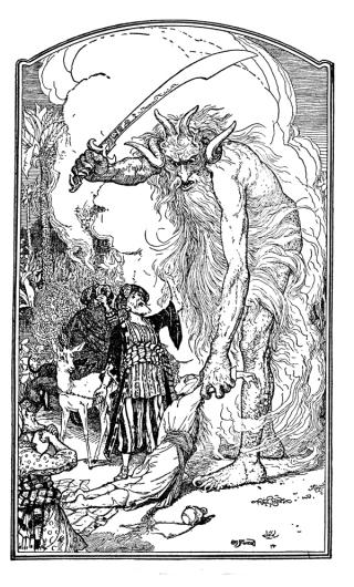 Illustration Henry J Ford