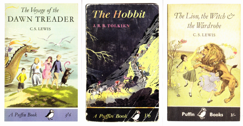 Puffin editions