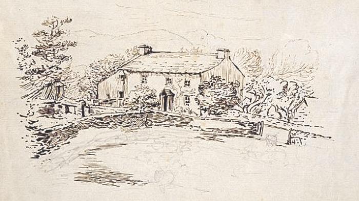 Hilltop Farm by Beatrix Potter