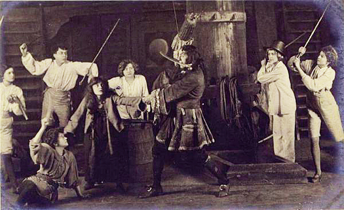 The Peter Pan stage play