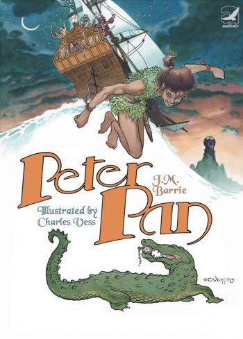 Peter Pan by Charles Vess