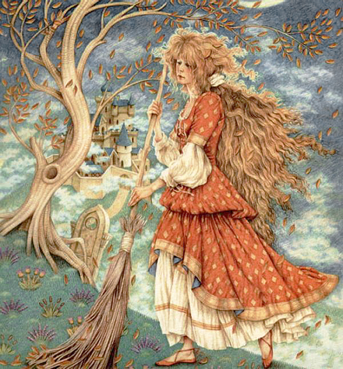 Cinderella by Yvonne Gilbert