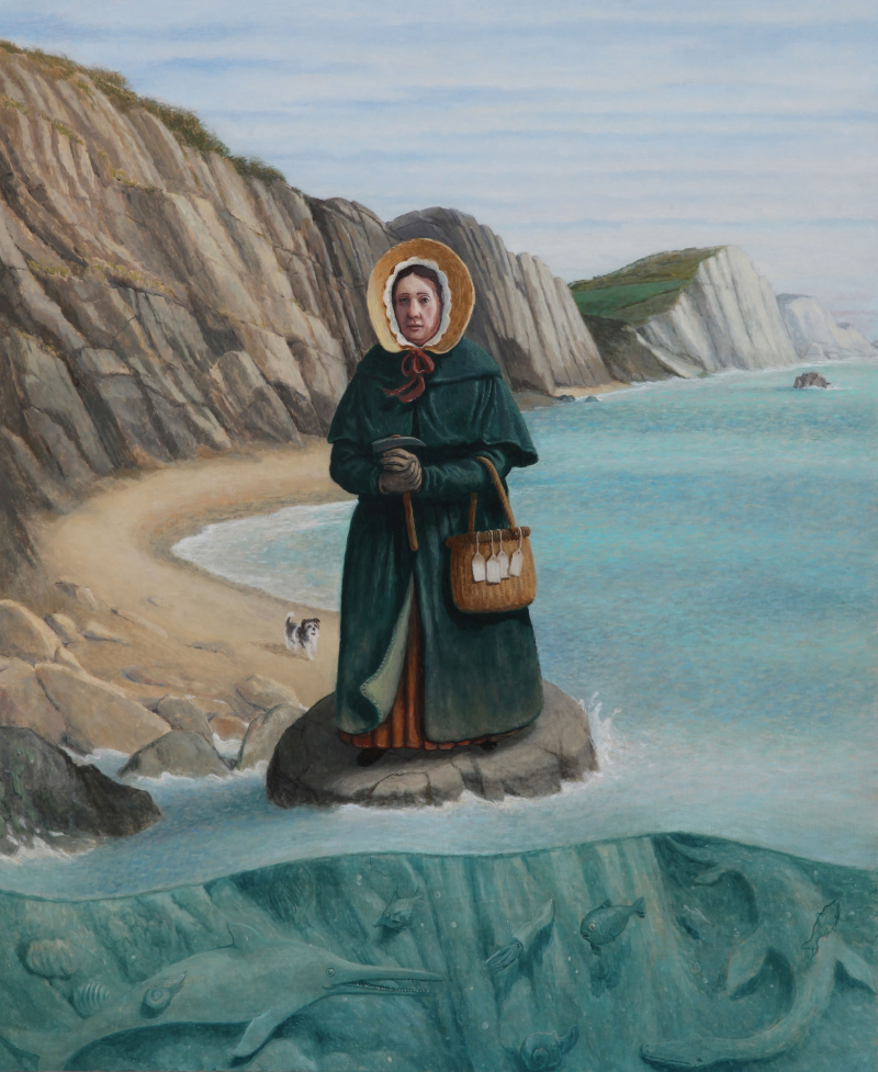The Extraordinary Mary Anning by Barry Glasham