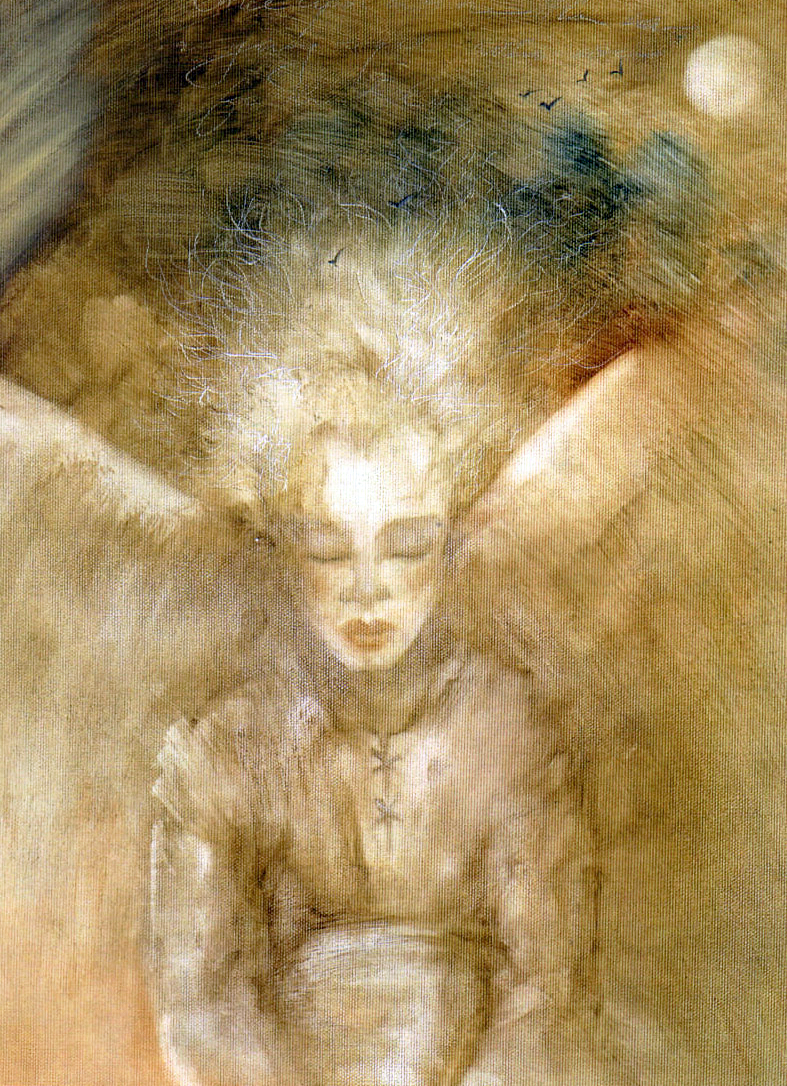 The Angel of Childhood by Terri Windling