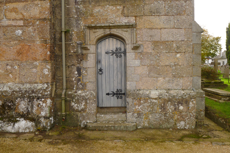 Chagford churchyard 6