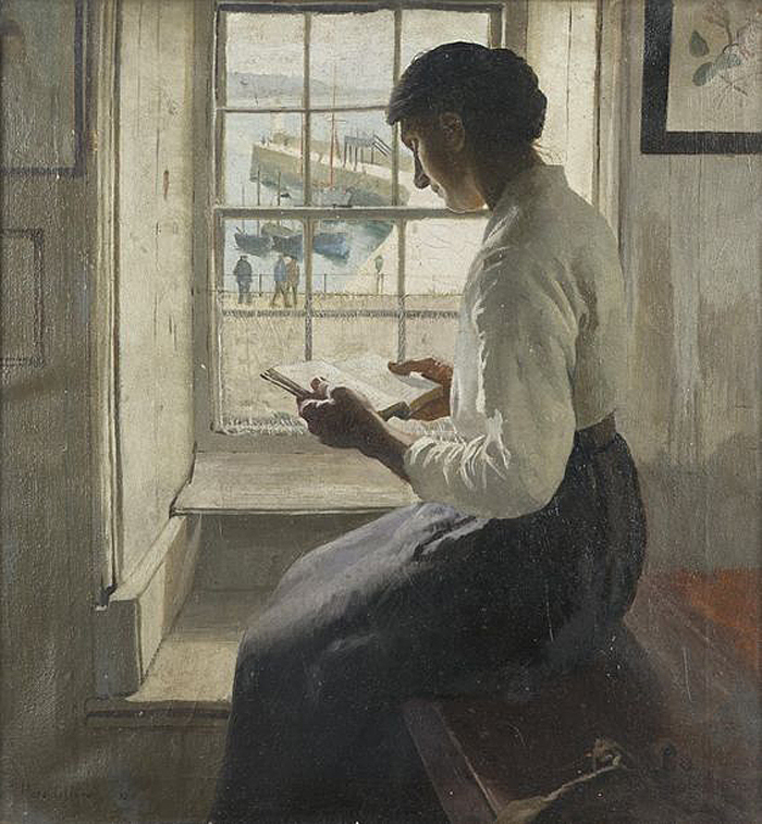 The New Book  Cornwall  by Harold Harvey