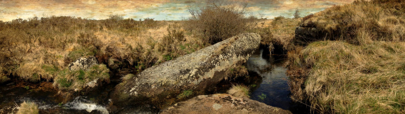East of Merrivale, Dartmoor, by Stu Jenks