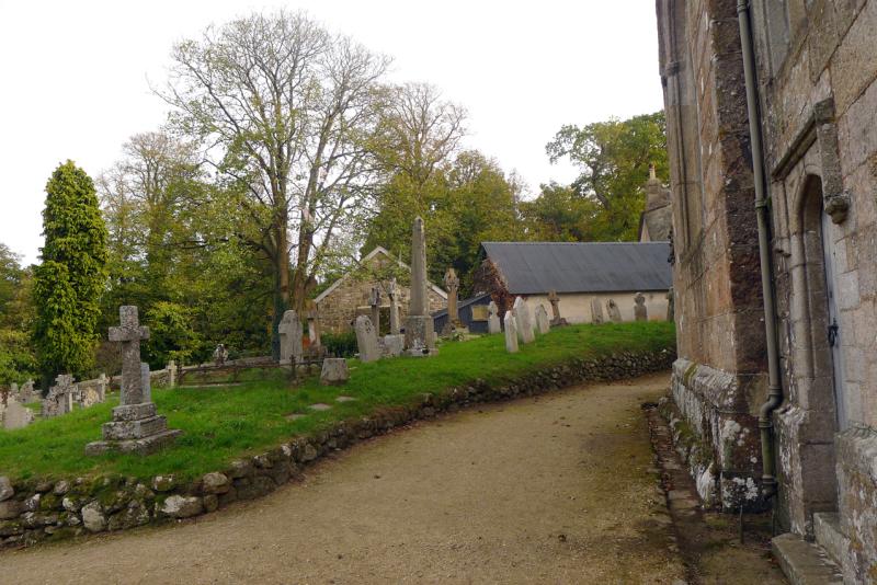 Chagford churchyard 5