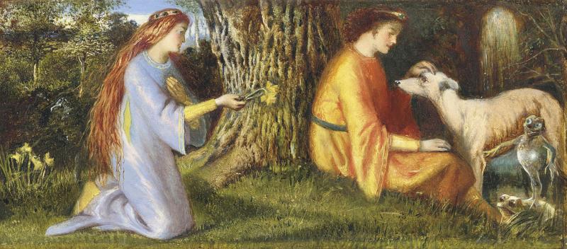 Art by John Anster ''Fairy'' Fitzgerald