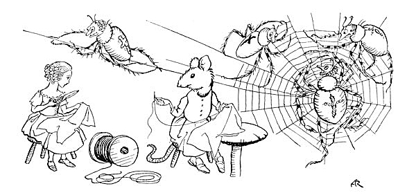 Drawings by Arthur Rackham