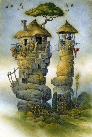 The Last Puppeteer by David Wyatt