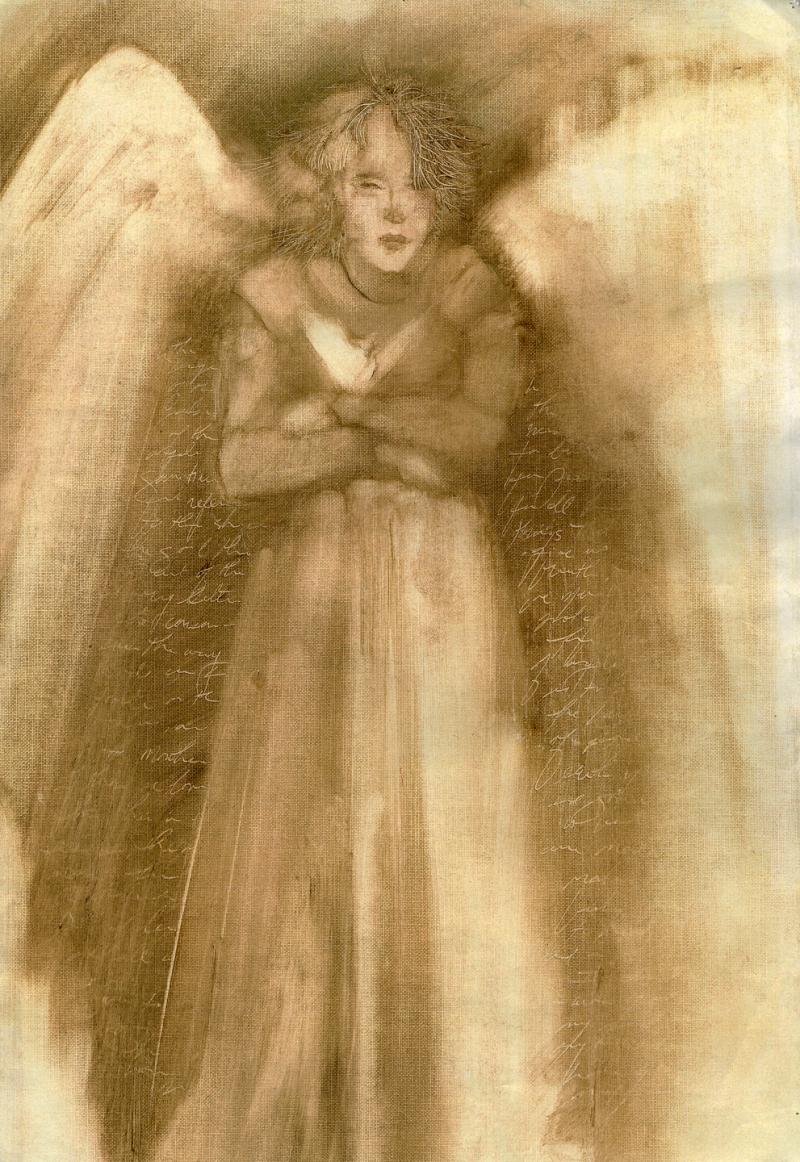 The Angel of Language by Terri Windling