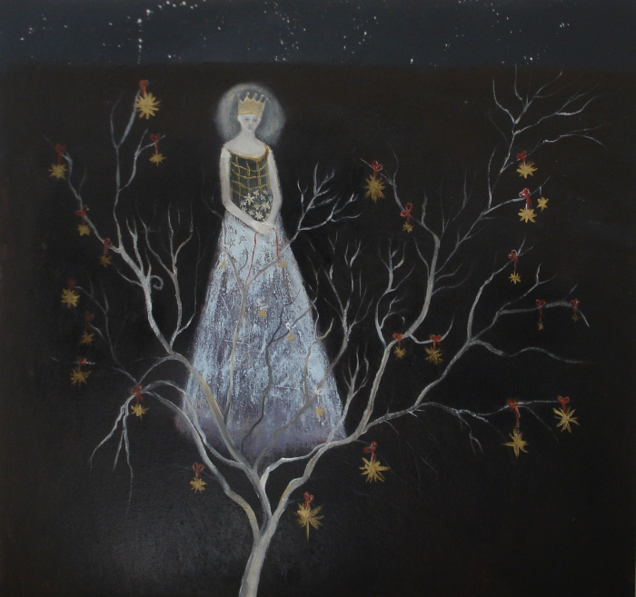 Hanging the Stars by Jeanie Tomanek