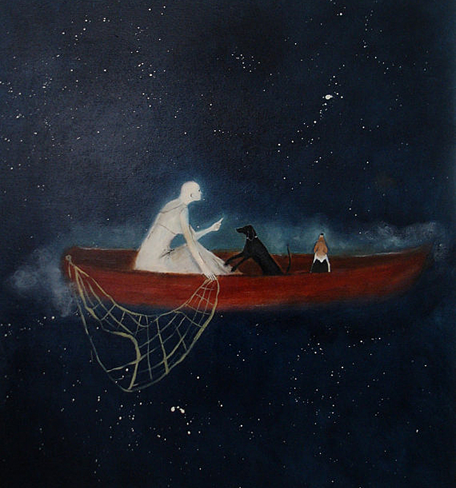 The Star Fishers by Jeanie Tomanek