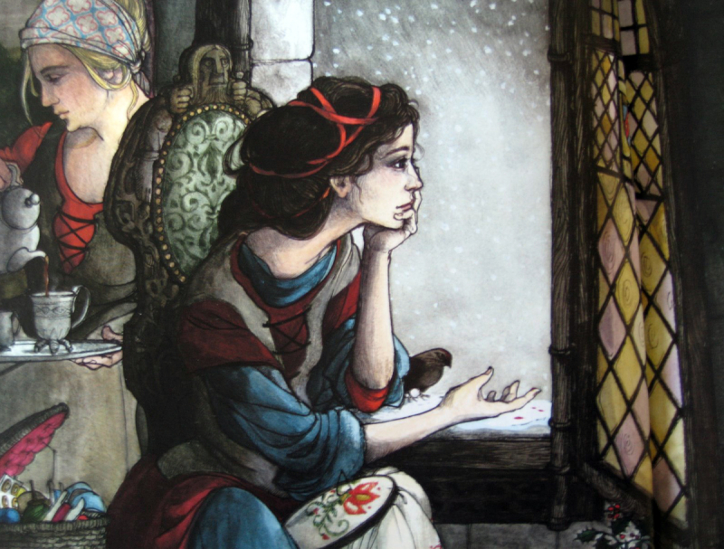 Snow White by Trina Schart Hyman