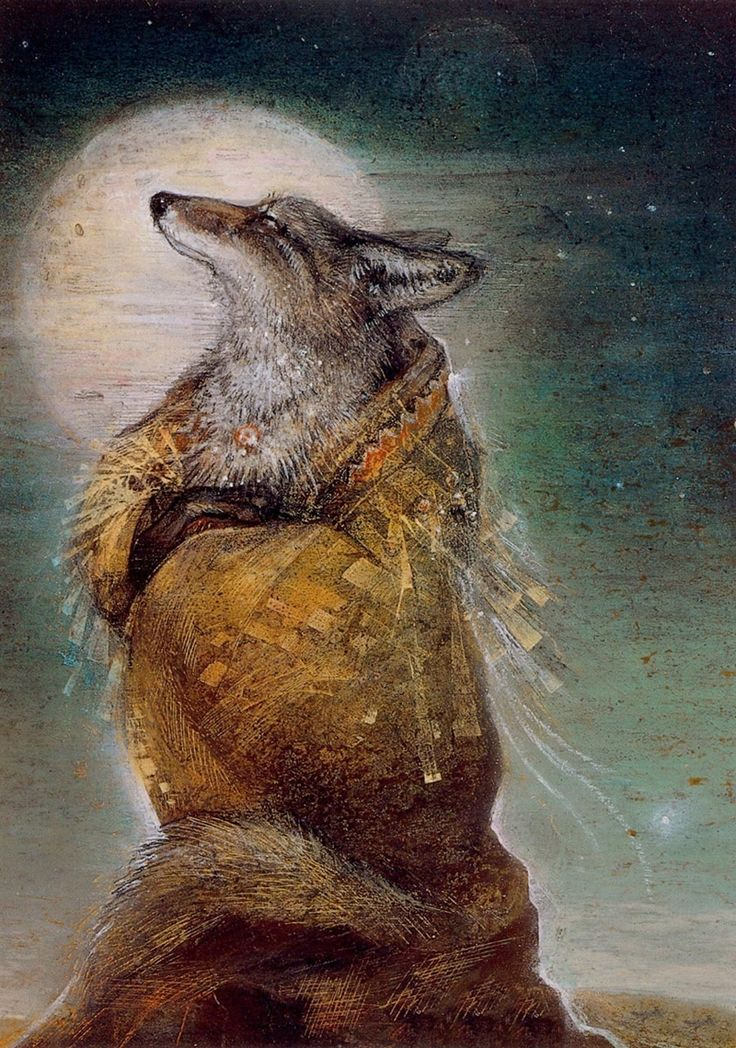 Wolf Warrior by Susan Seddon Boulet