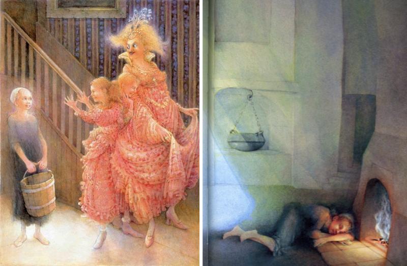Cinderella by Loek Koopmans
