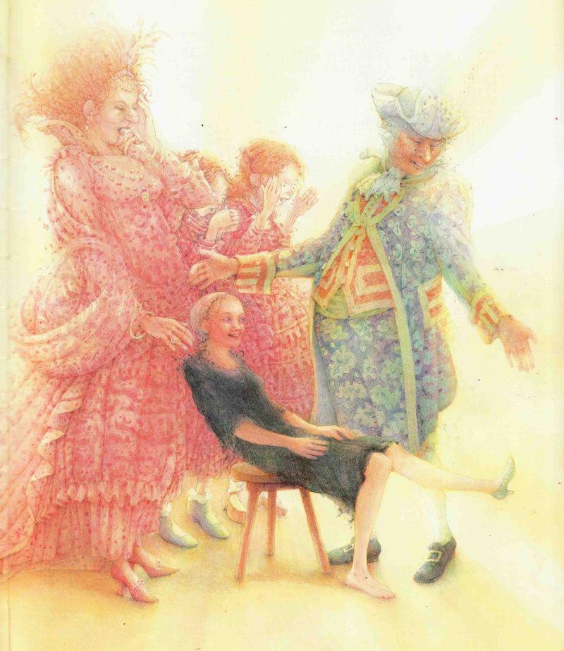 Cinderella by Loak Koopmans