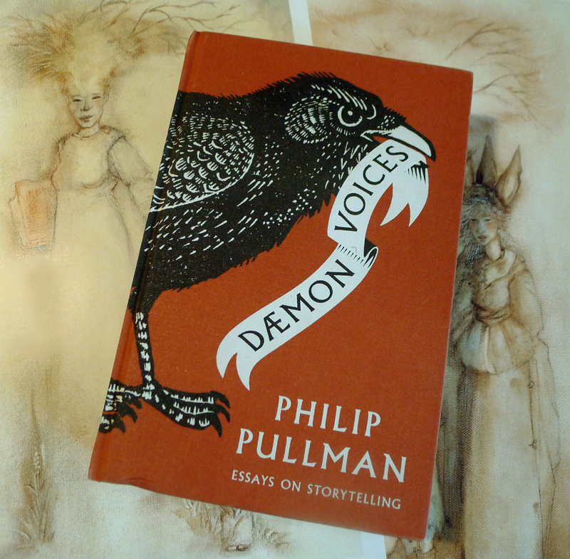 Daemon Voice by Philip Pullman