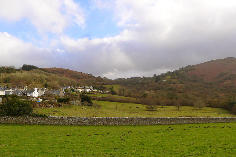 Nattadon and Meldon Hills