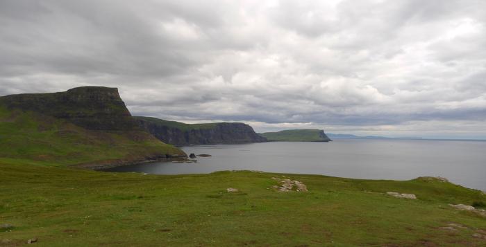 Western Duirinish coast  Isle of Skye