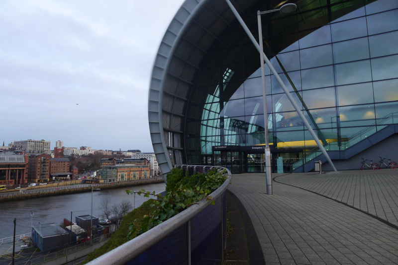 Sage Theatre, Gateshead