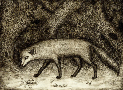 Fox by Gina Litherland