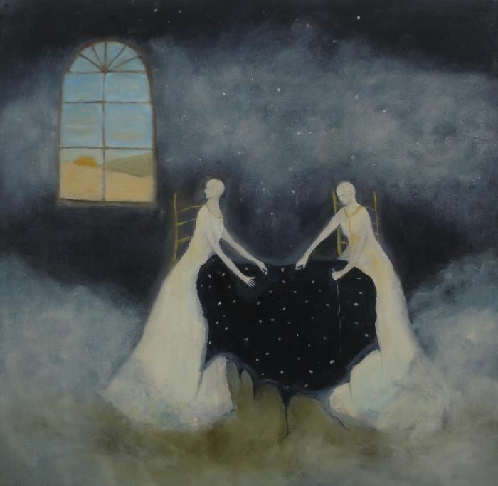 Star Quilt by Jeanie Tomanek
