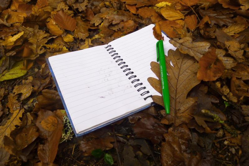 Silent notebook