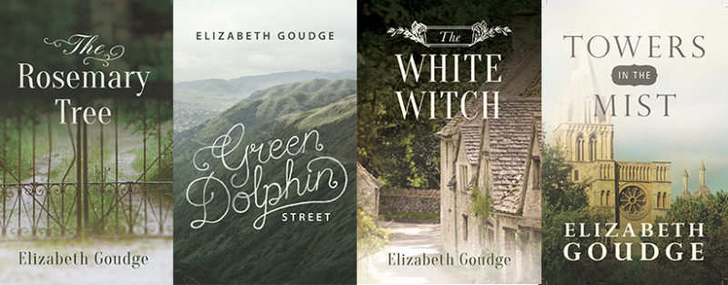 Four books by Elizabeth Goudge