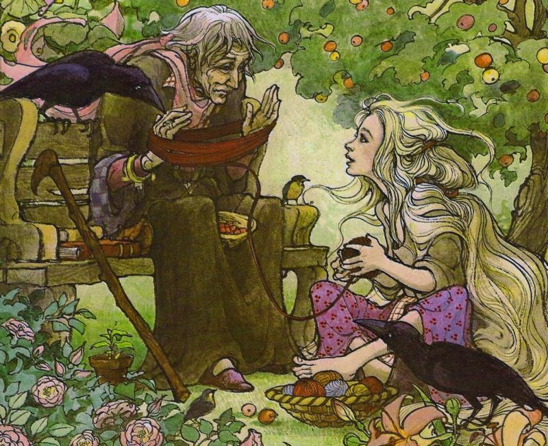 Rapunzel by Trina Schart Hyman