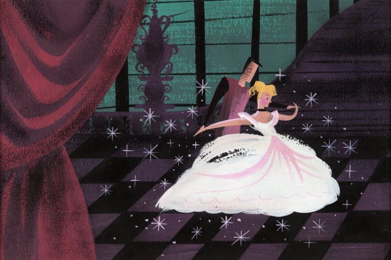 Cinderella by Mary Blair