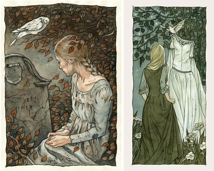 Cinderella by Liiga Klavina