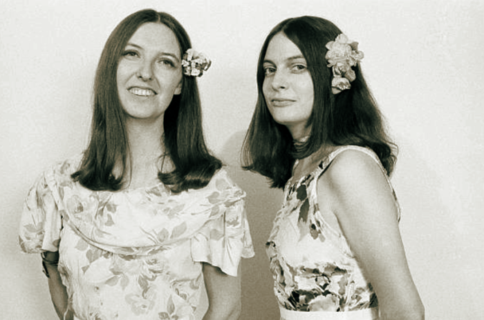 Maddy Prior and June Tabor