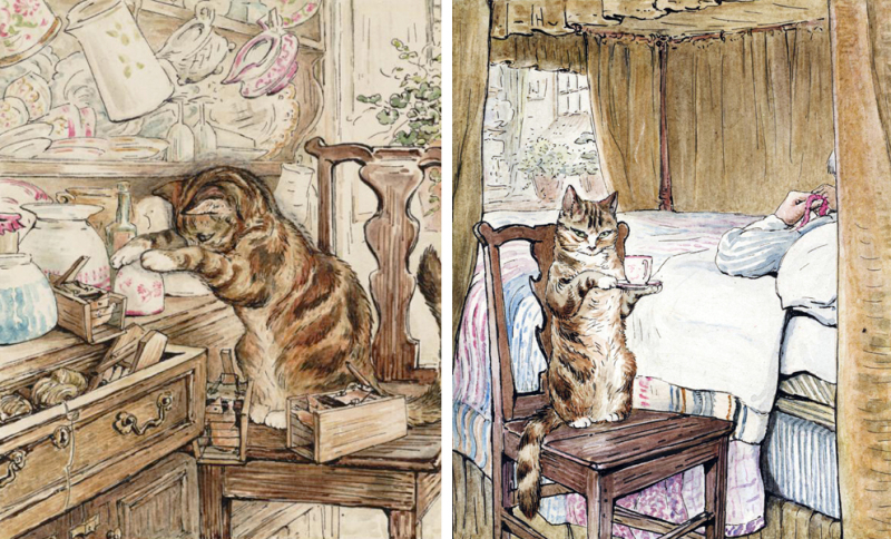 Simpkin by Beatrix Potter
