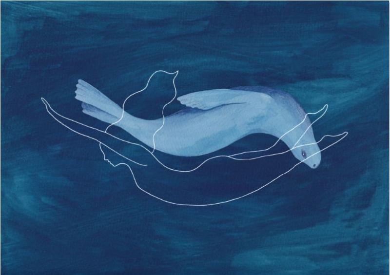Selkie by Natalie Reid