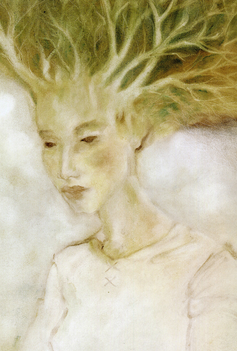 The Green Woman by T Windling