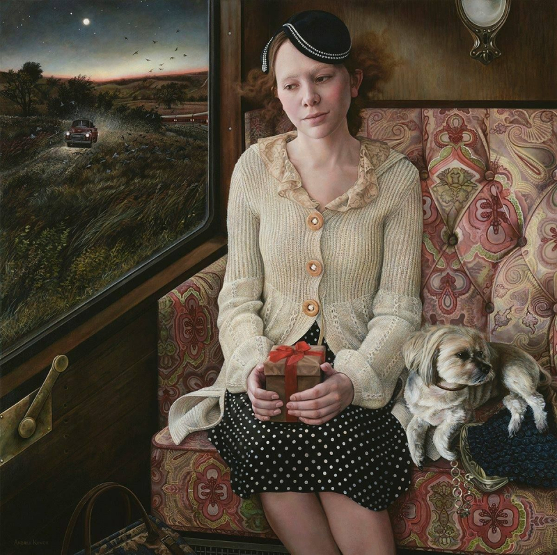 Reunion by Andrea Kowch