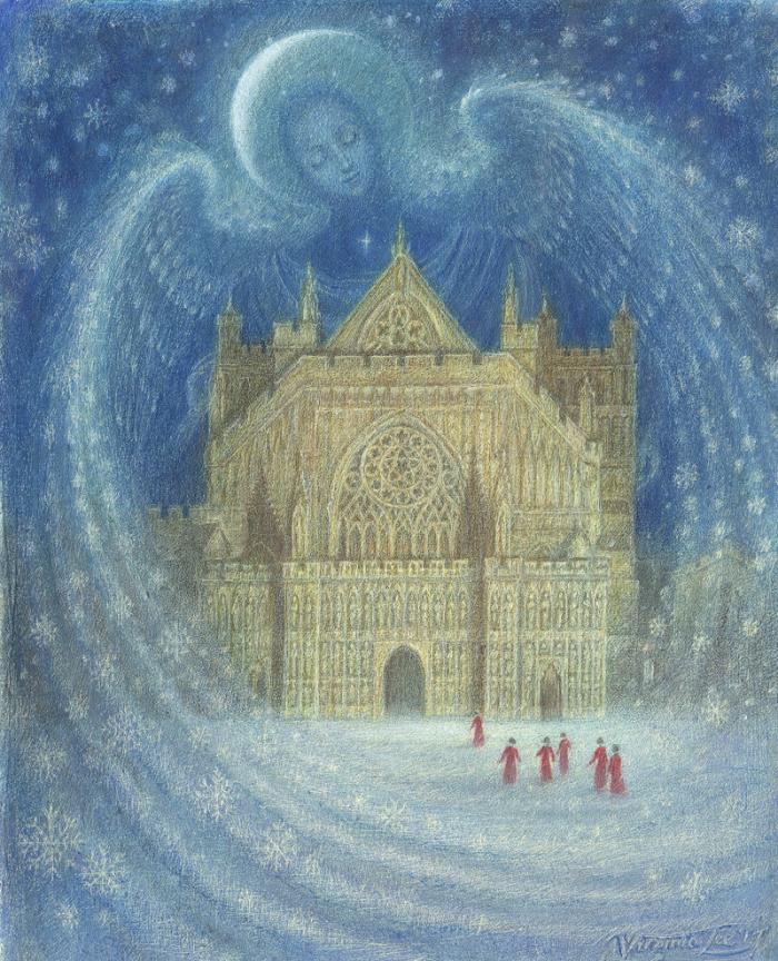 Cathedral Dreams by Virginia Lee