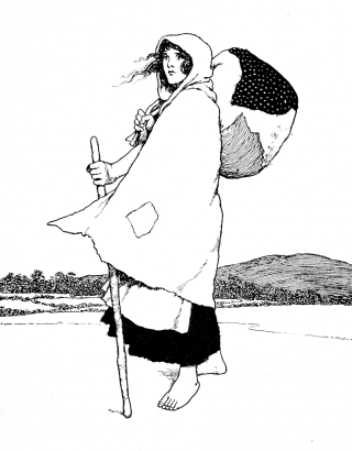 Drawing by William Heath Robinson