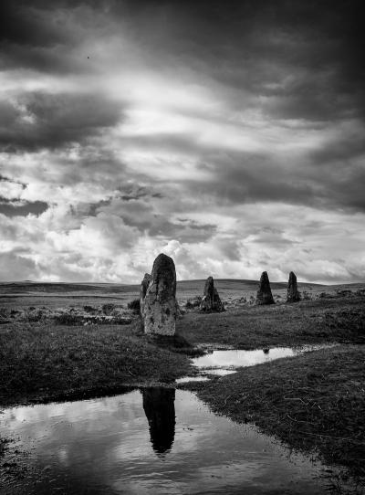 Sentinels by Simon Blackbourn
